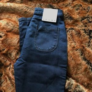 Brand new American Apparel easy high rise jeans